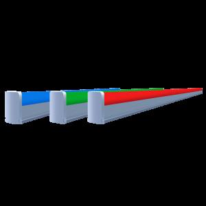 RGB Batten Lights